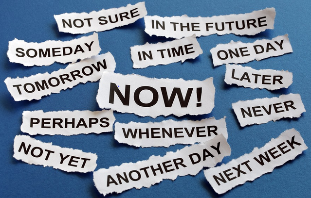 Chronic Procrastination - How To Cure It & Get On With Your Life