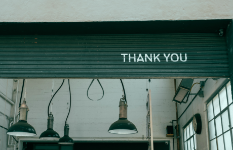 why you should say 'thank you'