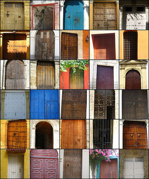 Collecting Doorways