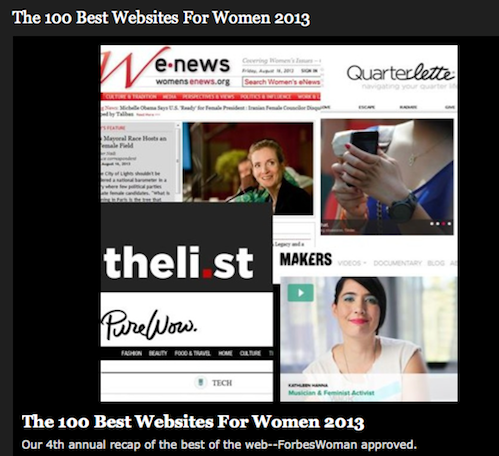 Best Sites on the web