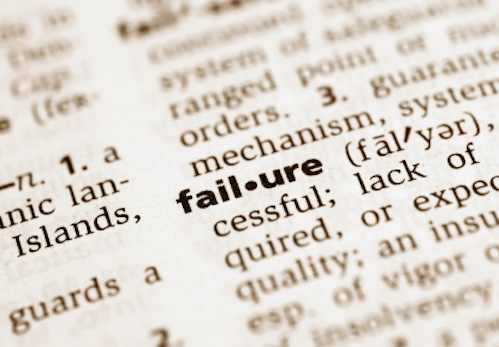 7 Facts About Why Failure Is False | Pick the Brain | Motivation and Self Improvement