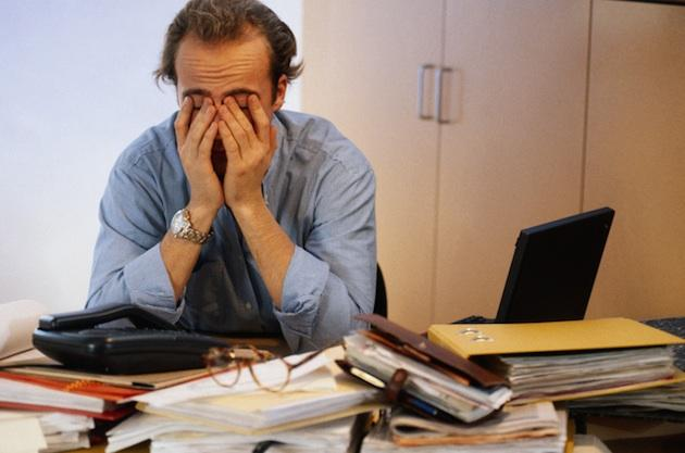 Why Too Much Hard Work May Be Really Bad For Your Success