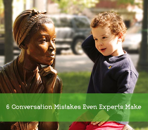 6 Conversation Mistakes Even Experts Make by the Tower of Power