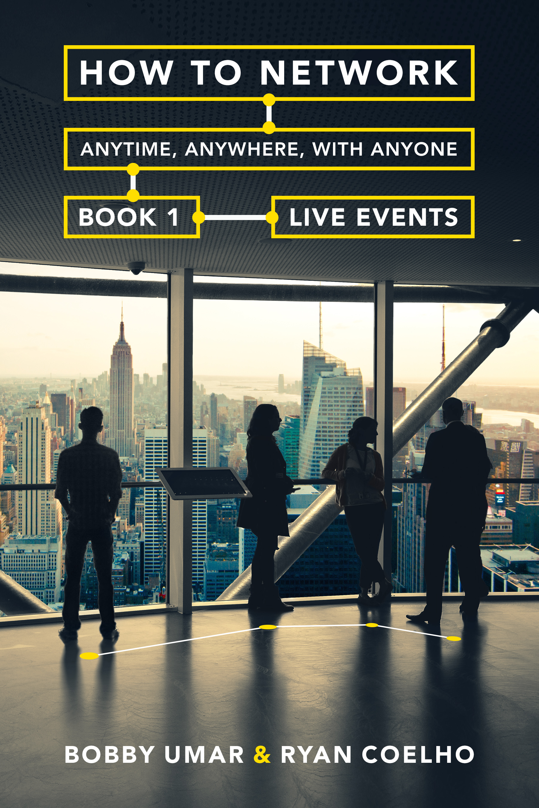 How To Network Anytime, Anywhere, With Anyone