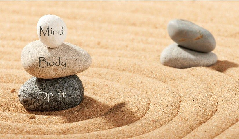 Connect With Mind Body & Spirit
