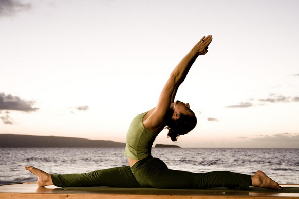 4 health benefits of yoga