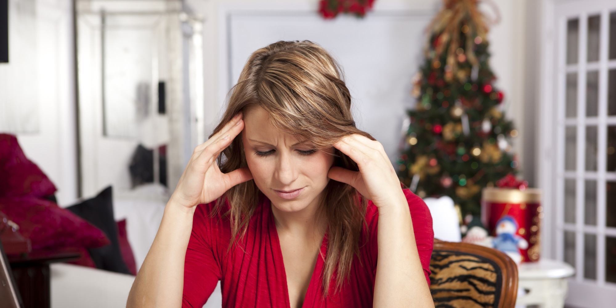 How To Cope With The Stress of The Christmas Season