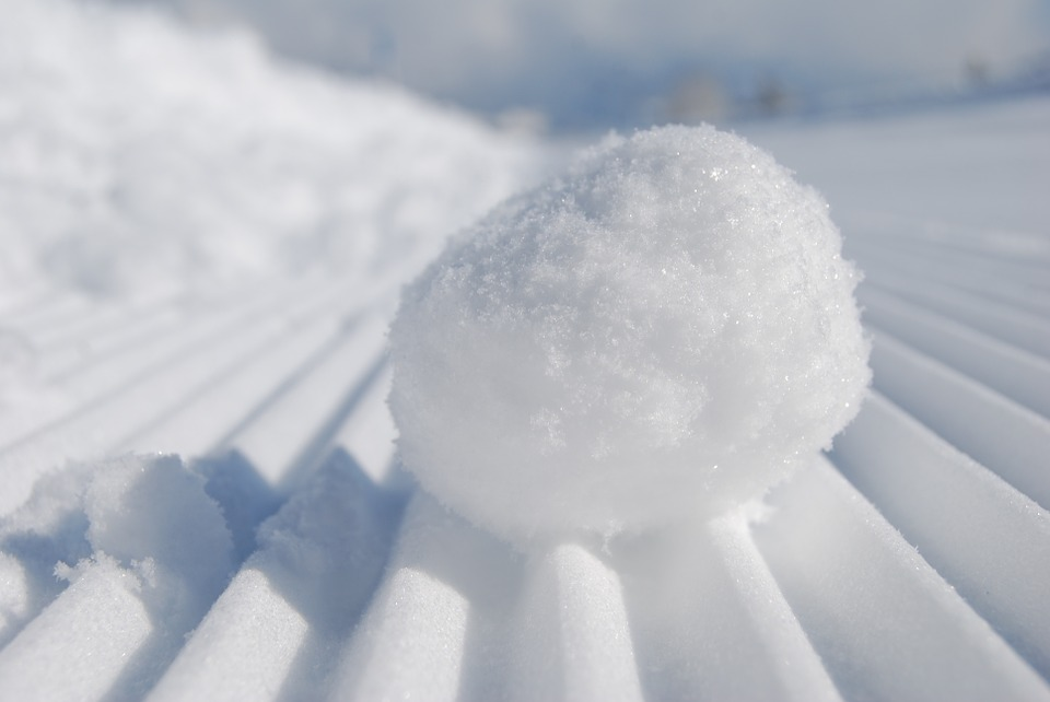 Throw That Snowball: How Gratitude Can Save Your Life