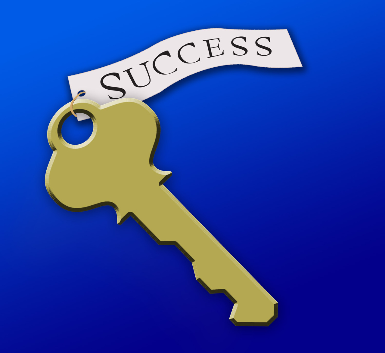 PERFECT key-to-success