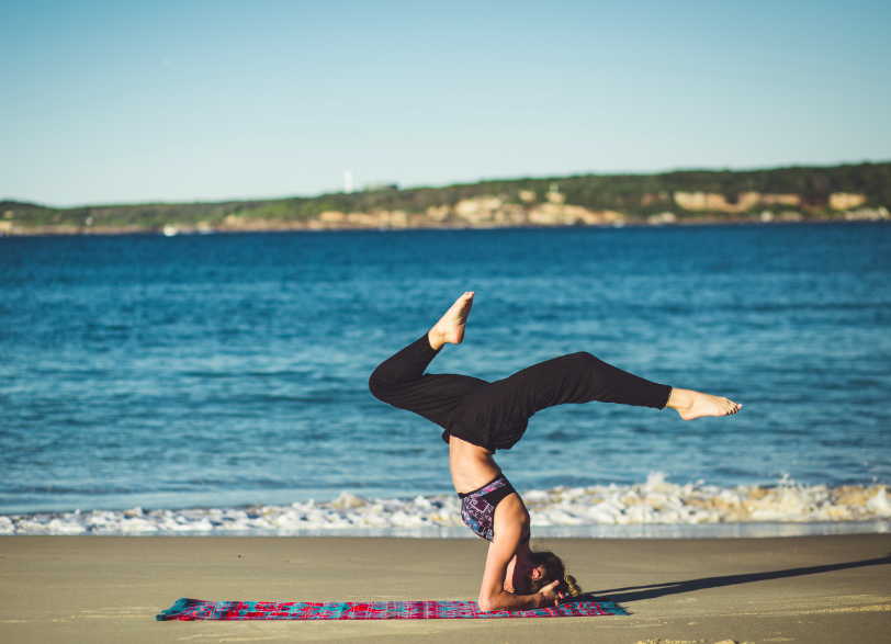 3 Ways Practicing Yoga Makes You Better At Everything