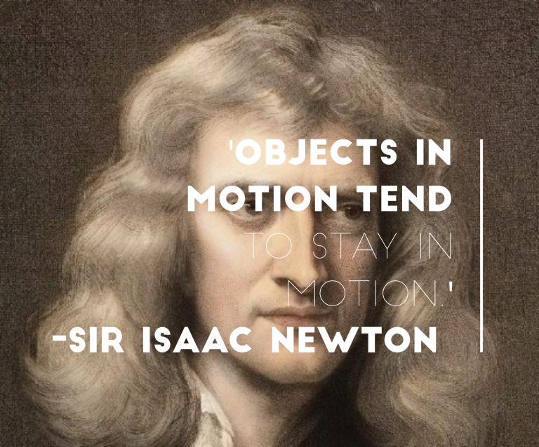 Newton's Law of Productivity: A Simple Daily Practice That Will Make You Unstoppable