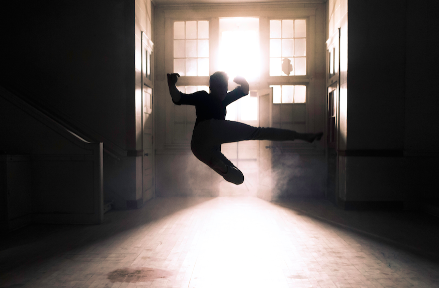 Focus Like A Ninja: How To Reduce Stress & Sharpen Your Mind