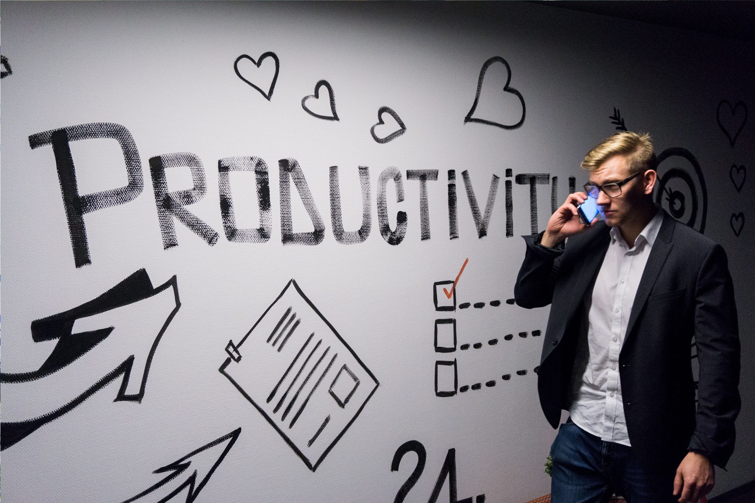 Proactiveness: The Glue to Achieving Productivity