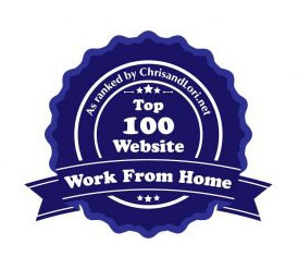 Top 100 Work from Home Website